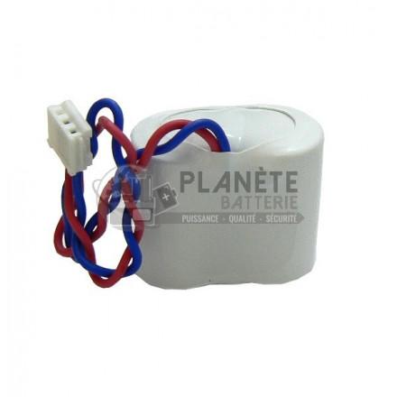 Pile lithium compatible Label Cesar BL950 6V 950mAh BATSECUR