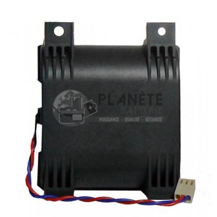 Pile lithium compatible Daitem BATLI02 7.2V 13Ah BATSECUR