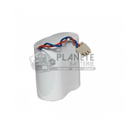 Pile lithium compatible Daitem BATLI06 7.2V 5Ah BATSECUR