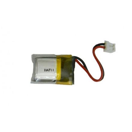 Pile lithium compatible Daitem BATLI11 3.6V 70mAh BATSECUR