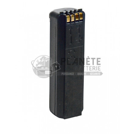 Pile lithium compatible Daitem BATLI28 3.6V 2Ah BATSECUR
