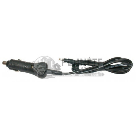 "Chargeur/adaptateur 12V sur allume-cigare pour lampe rechargeable ""MAG CHARGER"" MAGLITE"
