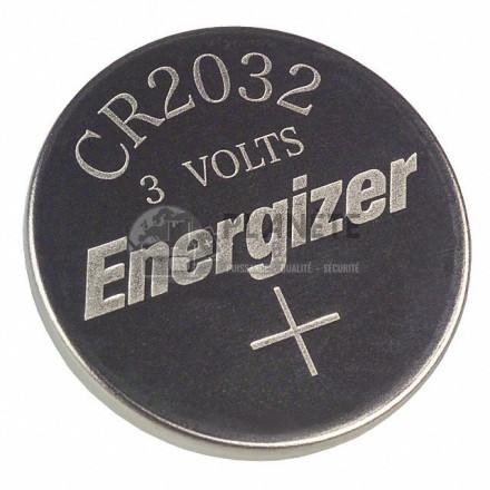 Pile CR2032 - Lithium - 3V ENERGIZER