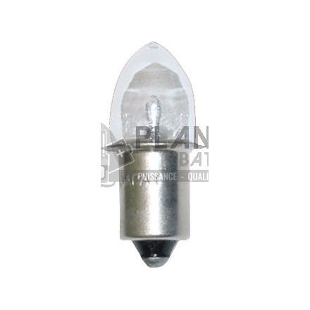 Ampoule Krypton ENERGIZER KPR104 - Culot lisse préfocus - 2.2V - 0.47A - Lot de 2 ampoules