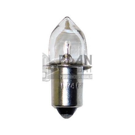 Accessoires et Ampoules : Ampoule Standard ENERGIZER PR4 - Culot lisse préfocus - 2.3V - 0.27A - Lot de 2 ampoules