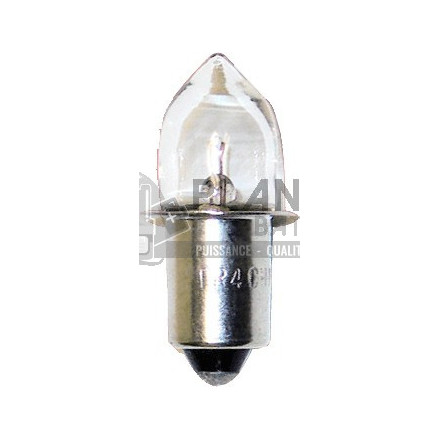Accessoires et Ampoules : Ampoule Standard ENERGIZER PR7 - Culot lisse préfocus - 3.8V - 0.3A - Lot de 2 ampoules