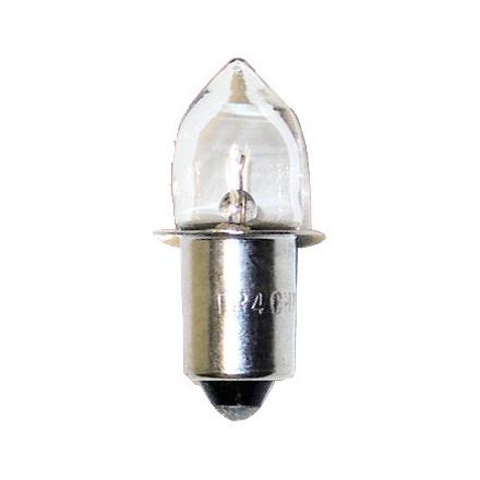 Ampoule Standard ENERGIZER PR7 - Culot lisse préfocus - 3.8V - 0.3A - Lot de 2 ampoules