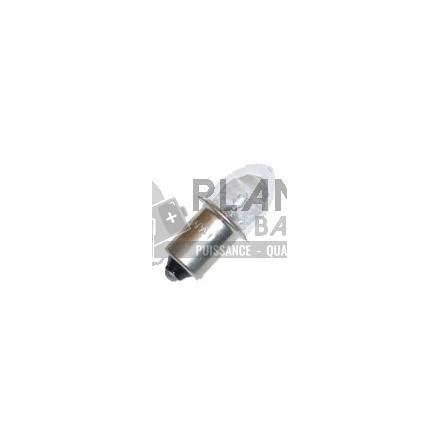 Accessoires et Ampoules : Ampoule Standard A.Q.PRO - Culot lisse préfocus - 3.6V - 0.50A