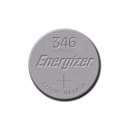 Pile bouton - Oxyde d'argent 346 - SR712 - 1.55V ENERGIZER
