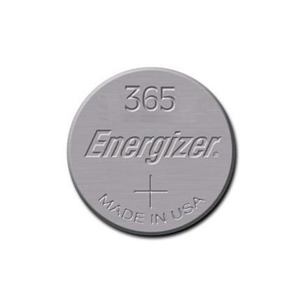 Pile bouton - Oxyde d'argent  365 - SR1116 - 1.55V - ENERGIZER