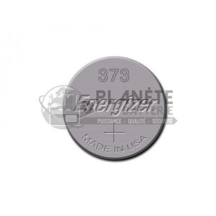 Pile Oxyde d'argent : Pile bouton - Oxyde d'argent 373 - SR68 - 1.55V - ENERGIZER