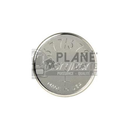 Pile Oxyde d'argent : Pile bouton - Oxyde d'argent  377 - 376 - SR66 - 1.55V -  ENERGIZER