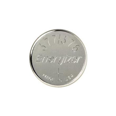 Pile bouton - Oxyde d'argent  377 - 376 - SR66 - 1.55V -  ENERGIZER