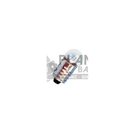 Ampoule Standard A.Q.PRO - Culot à vis - 4.8V - 0.3A