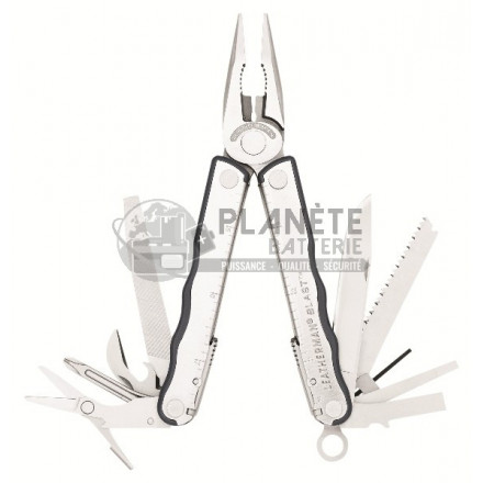 Pince multifonctions métal - LEATHERMAN Fuse - 13 fonctions Etui nylon