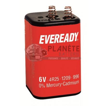 Pile 4R25 - saline - 6V EVEREADY