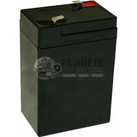 Batterie Lithium 6V 4Ah