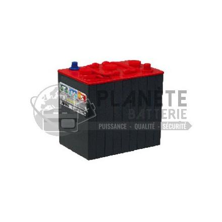 Batterie au plomb 6V 200Ah à décharge lente - semi-stationnaire à plaques tubulaires