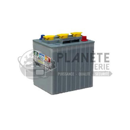 Batterie au plomb 6V 205Ah à décharge lente - semi-stationnaire à plaques tubulaires