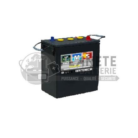 Batterie au plomb 6V 320Ah à décharge lente - semi-stationnaire à plaques tubulaires