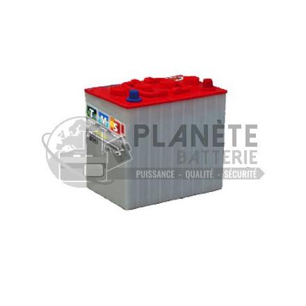 Batterie au plomb 8V 160Ah à décharge lente - semi-stationnaire à plaques tubulaires