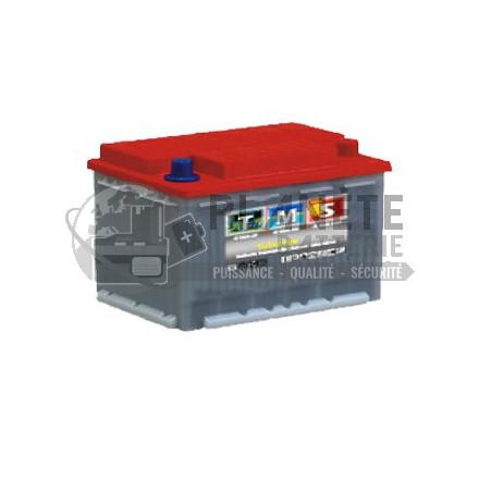 Batterie au plomb 12V 38Ah à décharge lente - semi-stationnaire à plaques tubulaires