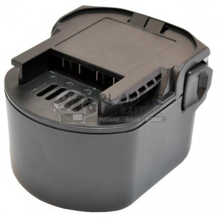Batterie type AEG B1215 GBS - 12V NiCd 2Ah