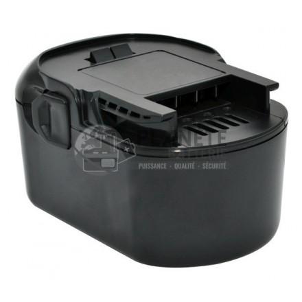Batterie type AEG M1430R - 14.4V NiMH 3Ah