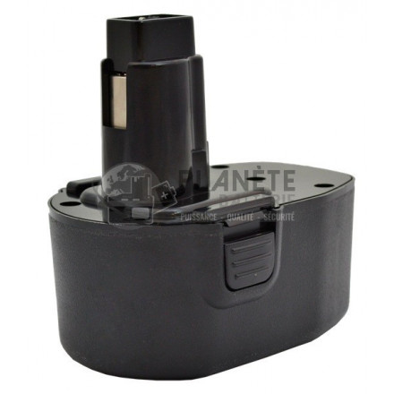 Batterie type BLACK & DECKER - 14.4V NiMH 3Ah