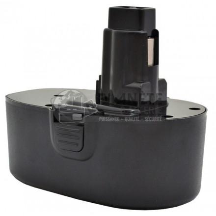 Batterie type BLACK & DECKER A982 / PS145 - 18V NiMH 3Ah