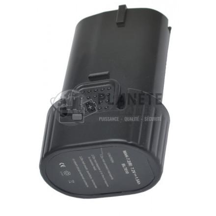 Batterie MAKITA BL7010 – 7.2V Li-Ion 1.5Ah - Outillage éléctroportatif