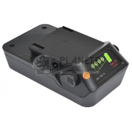 Batterie SENCO VBO118 - 18V Li-Ion 2Ah