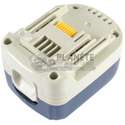 Batterie type MAKITA BH9020 - 9.6V NiMH 2.2Ah