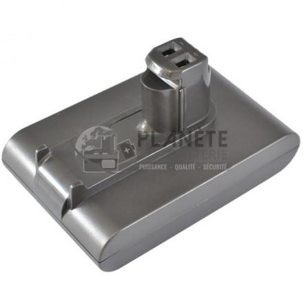 Batterie aspirateur - 14.4V Li Ion 1500mAh - Compatible aspirateur à main DC30 de Dyson