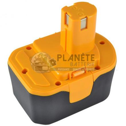 Batterie type RYOBI 4400011 / 1400671 – 14.4V NiMH 3Ah