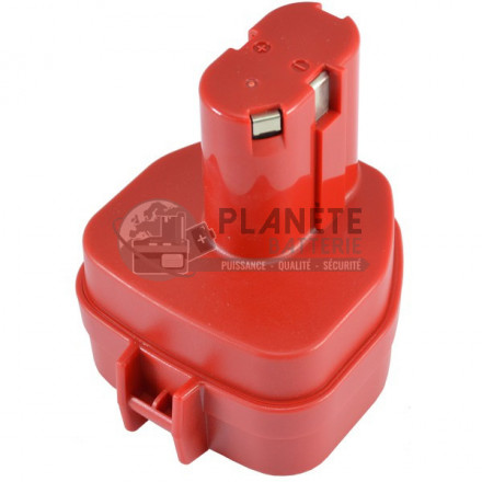 Batterie type MAKITA 1200. 1201. 1202 – 12V NiMH 3Ah