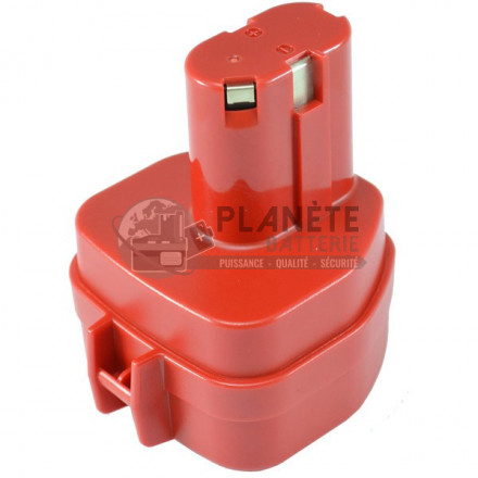 Batterie type MAKITA 1200. 1201. 1202 ? 12V NiMH 2Ah