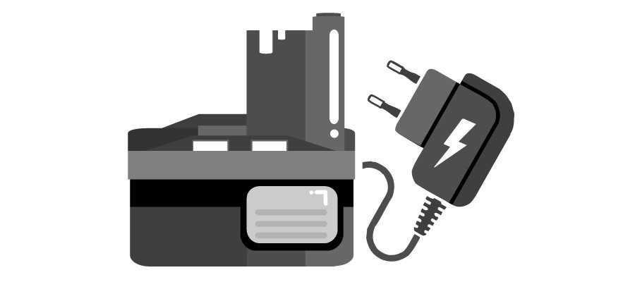 Chargeurs : Chargeurs outillage électroportatif