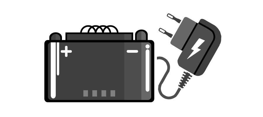 Chargeurs : Chargeurs de batteries plomb
