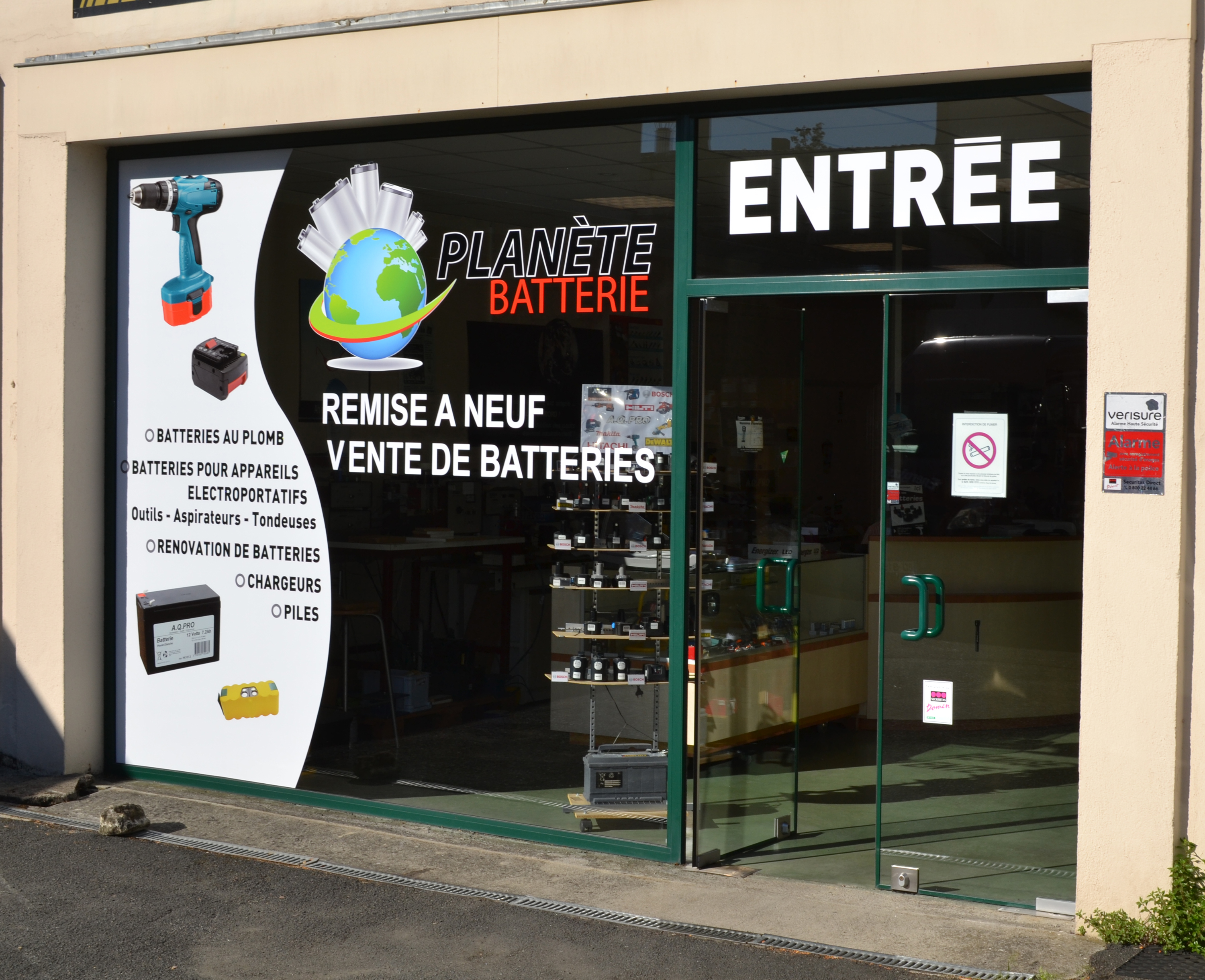 Showroom de Niort